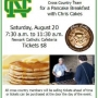 Chris Cakes Fundraiser- August 20
