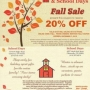 School Uniforms - FALL Sale