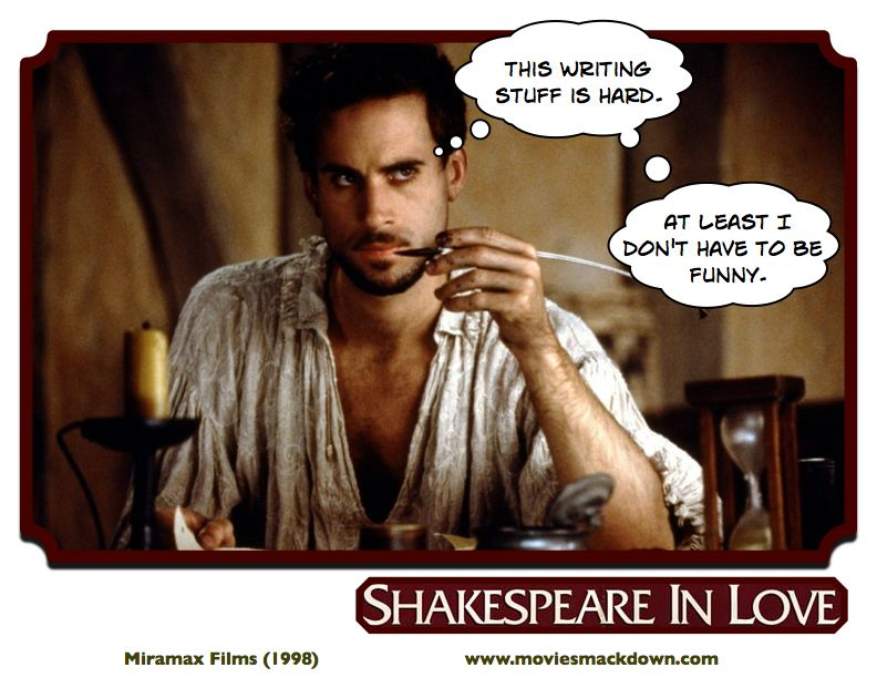 Shakespeare in love review essay