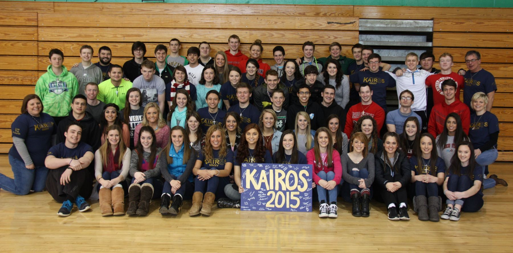a memorable event for our kairos retreat Our faculty is committed to  kairos ii and mount 2000 retreats  this was where i discovered a deeper purpose in every seemingly pointless event in my life and.