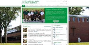 NC homepage