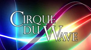 Cirque DU Wave Logo Only - Small Size