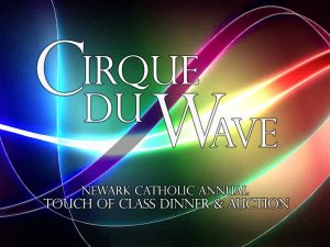 Cirque Du Wave Logo With NC Tagline