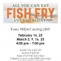 LENTEN ALL-YOU-CAN-EAT FISH FRY
