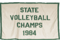 1984-Volleyball