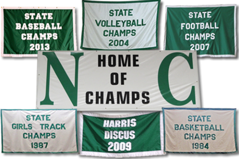 Athletics Slide:  Tradition of Championships