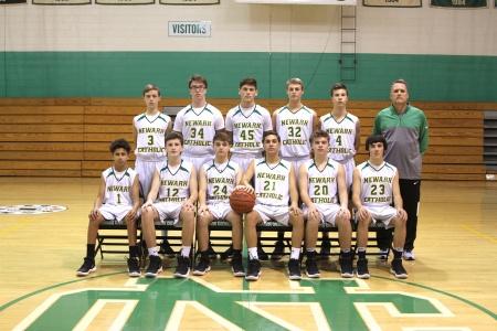 2017-2018 Boys Freshmen Basketball