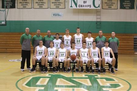2017-2018 Boys Varsity Basketball