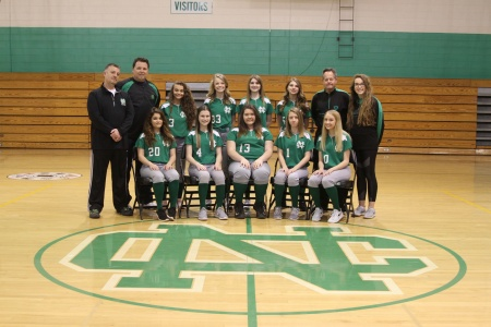 2018 JV Softball