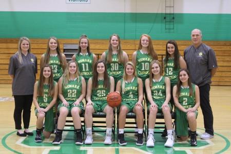 2018-2019 Girls JV Basketball