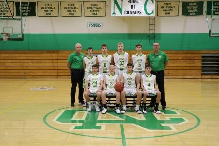 2019-2020 Freshman Boys Basketball