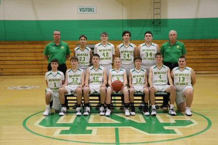 2019-2020 Boys JV Basketball