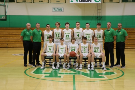 2019-202 Boys Varsity Basketball