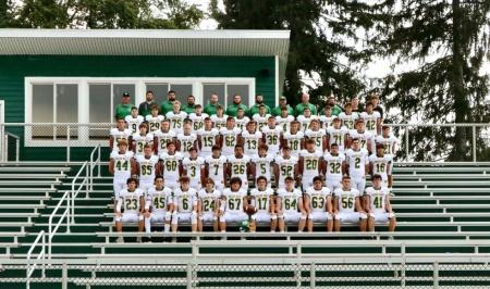 2020 Varsity Football