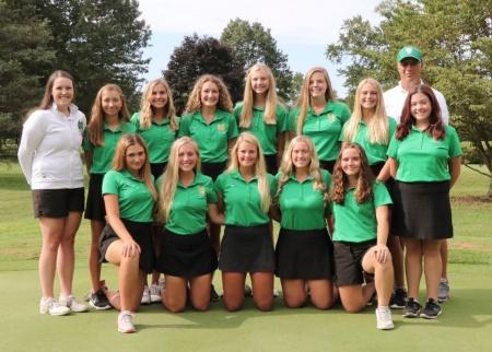 2020 Girls Golf, Varsity