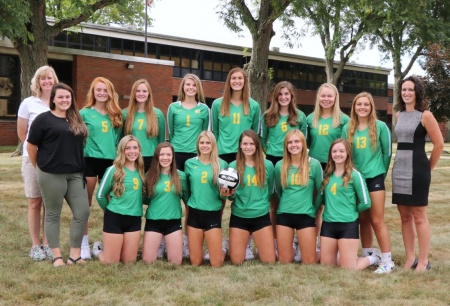 2020 Varsity Volleyball