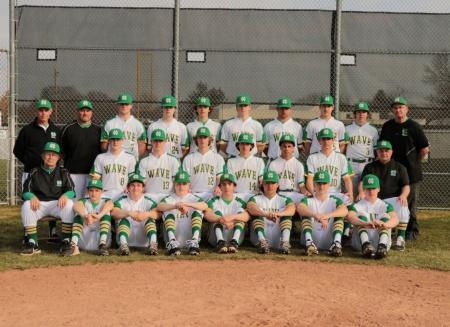 2020-2021 Varsity Baseball