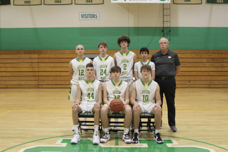 2020-2021 Freshman Boys Basketball
