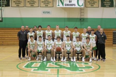 2019-2021 Boys Varsity Basketball