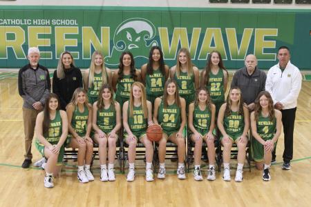 2020-2021 Girls Varsity Basketball
